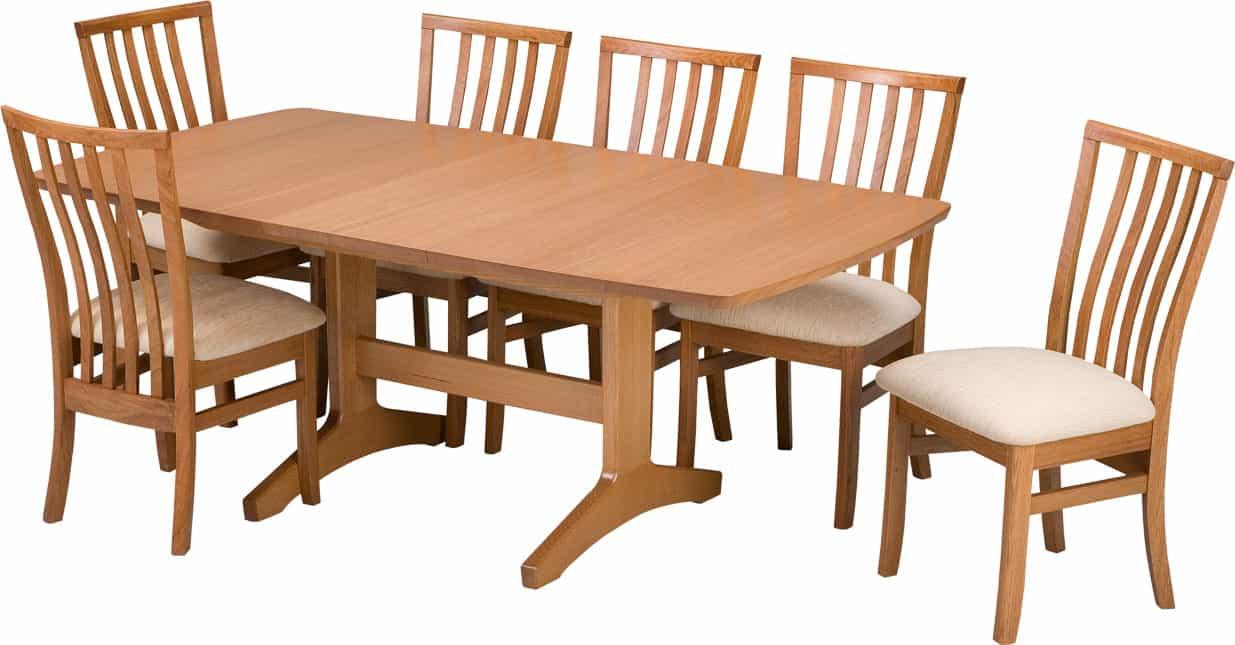 Tasmanian Oak Coffee Table Melbourne