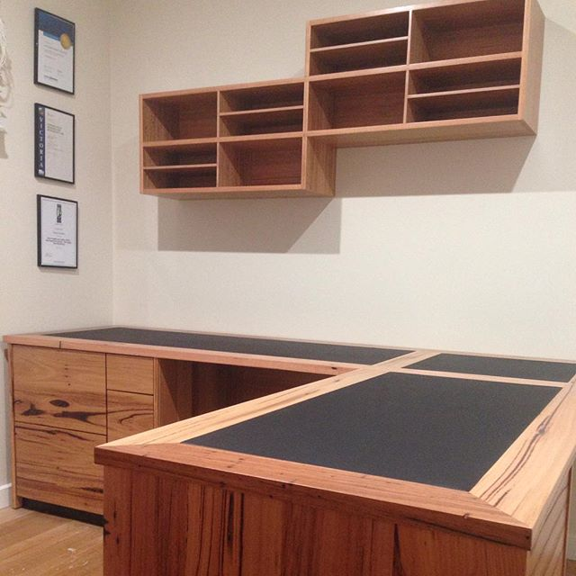 Messmate Desk – DAVIS Furniture | Custom Furniture Design Melbourne ...