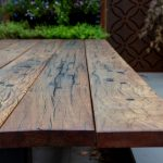 outdoor table detail 2